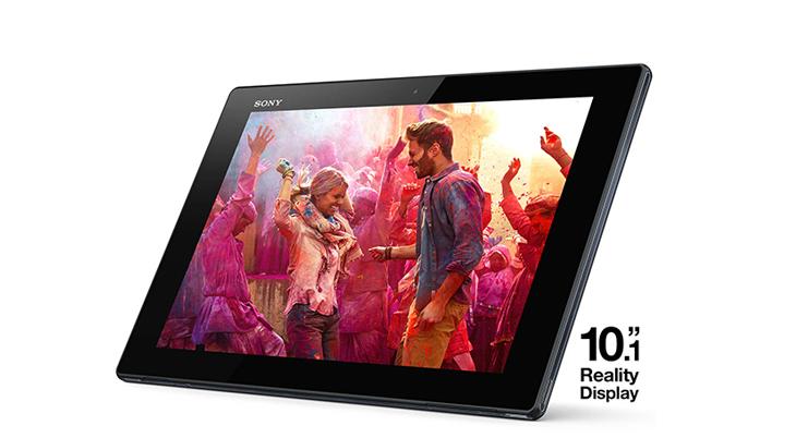 精心打造而成的 Xperia™ Tablet Z 是性能極致的 Android 平板電腦。
