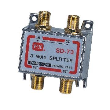 大通三路分配器(GSD-73)