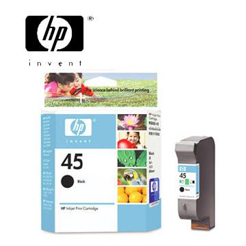 HP 51645AA 45號黑色墨匣(51645AA)