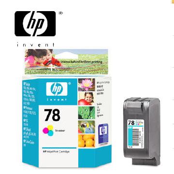 HP C6578DA 78號彩色墨匣(C6578DA)