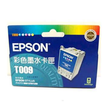 EPSON T009051 彩色墨匣(T009051)
