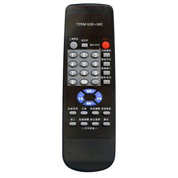 東元牌電視專用遙控器(TZRM53B)