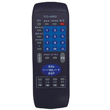 國際牌電視專用遙控器(RC1050)