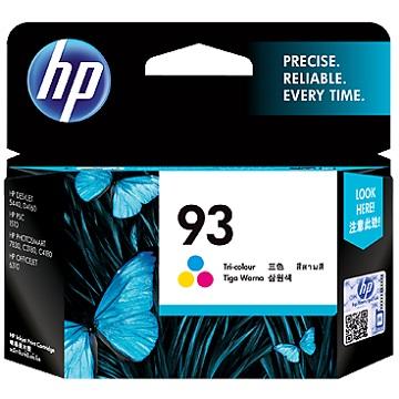 HP 93號彩色墨匣(C9361WA)