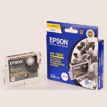 EPSON T063150 黑色墨水匣(T063150)