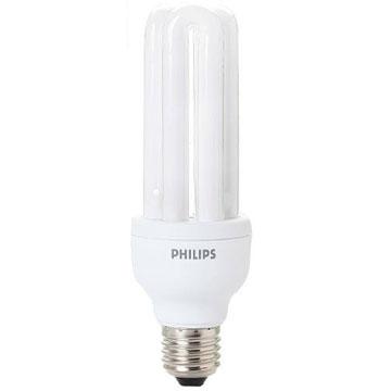 飛利浦3U23W省電燈泡(燈泡色)