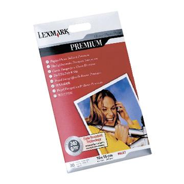 LEXMARK 4*6 特級優質光面相紙(21G0710)