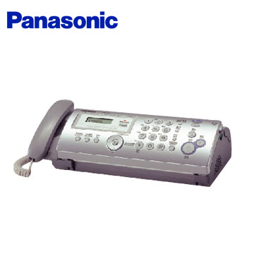 【公司貨】Panasonic纖體普通紙傳真機
