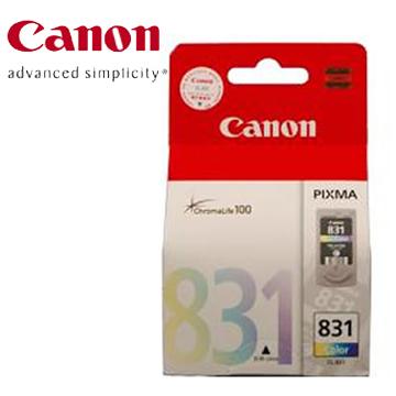 CANON CL-831 彩色墨水(CL-831)