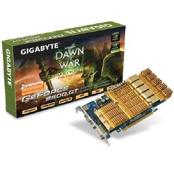 業界最佳256MB GDDR2顯示記憶體技嘉GV-NX85T256H顯示卡                   GV-NX85T256H