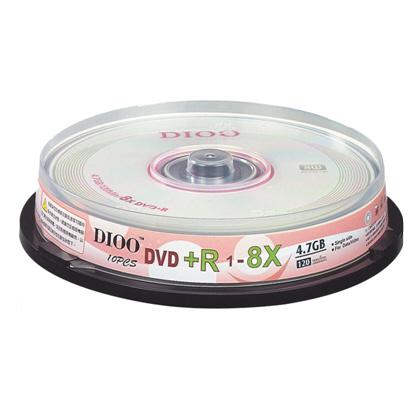 中環 8X DVD+R/10片桶裝(CMCDVD+R8XD005)