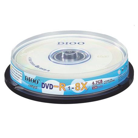 中環 8X DVD-R/10片桶裝(CMCDVD-R8XD005)