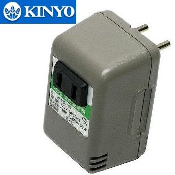 KINYO 220V變110V電源降壓器(YC-104)
