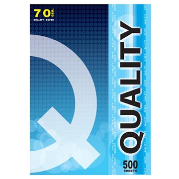 Quality A4多功能噴墨紙(A4/500pcs/70磅)