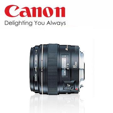 CANON EF85mm F1.8U 鏡頭(EF 85mm F1.8 USM)
