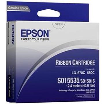 EPSON LQ-670(C)/680(C)黑色色帶