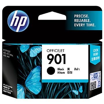 HP 901號黑色墨水匣(CC653AA)