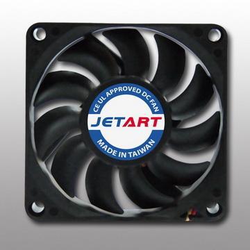 JETART-7公分靜音直流風扇