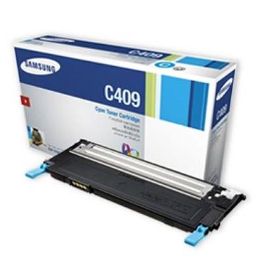 SAMSUNG CLT-C409S 藍色碳粉匣