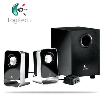 【福利品】羅技 Logitech  LS21 2.1聲道三件式喇叭 980-000060