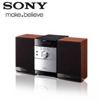[福利品]SONY 樂活CD組合音響 CMT-EH15