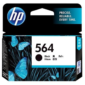 HP 564號黑色墨水匣(CB316WA)