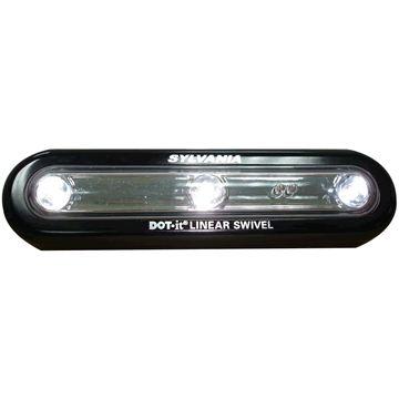 歐司朗 LED隨身燈條型(黑)(80131-2)