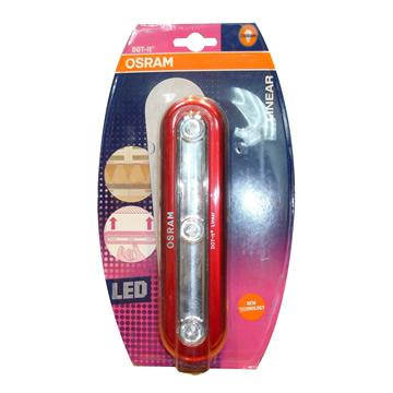 歐司朗 LED隨身燈條型(紅)