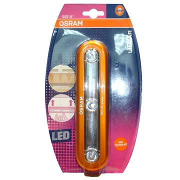 【福利品】歐司朗 LED隨身燈條型(橘)
