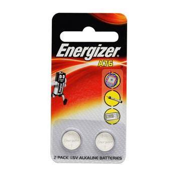 勁量鈕釦型鹼性電池A76/LR44(B-A76BP2)
