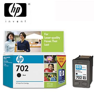 HP 702號黑色墨水匣(CC660AA)