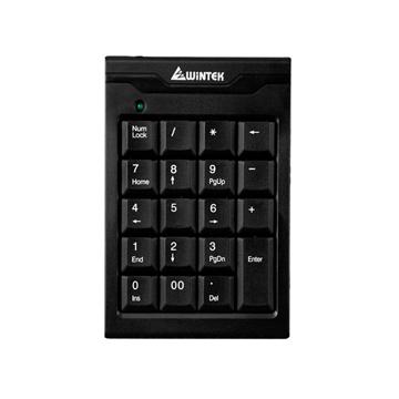 文鎧剪刀腳超薄數字鍵盤TK70(TK70)