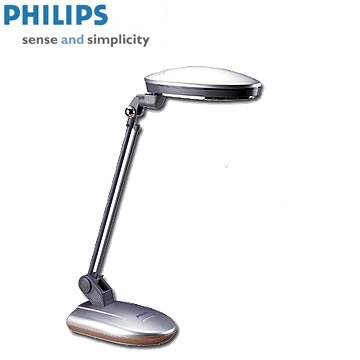【福利品】飛利浦雙魚座環保檯燈(PLF27203 6PK)