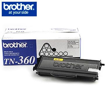 Brother TN-360 黑色碳粉匣(TN-360)