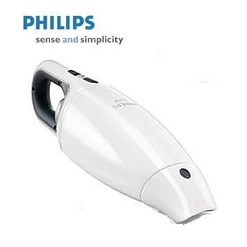 【福利品】PHILIPS手提充電式吸塵器(FC6140)