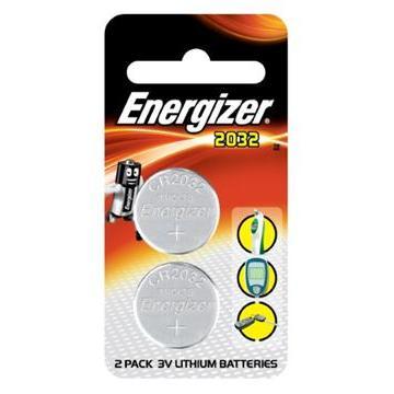 勁量鈕扣型鋰電池2032二入(B-ECR2032BP2)