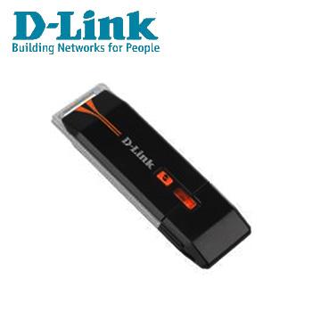 D-Link 150M USB 無線網路卡DWA-125(DWA-125)