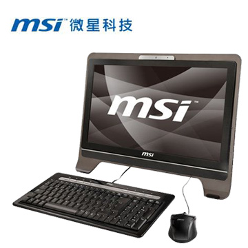 MSI (微星) Wind Top AE2010 Pro桌上型電腦 (灰黑色 ) Wind Top AE2010Pro