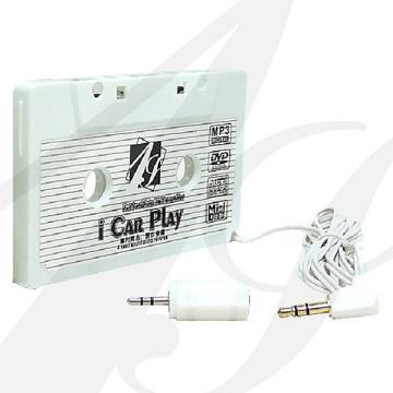 卡帶式MP3音源轉換器 附轉接頭#006(1S-910101)