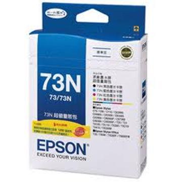 EPSON 73N【超值量販包】(T105550)(T105550)