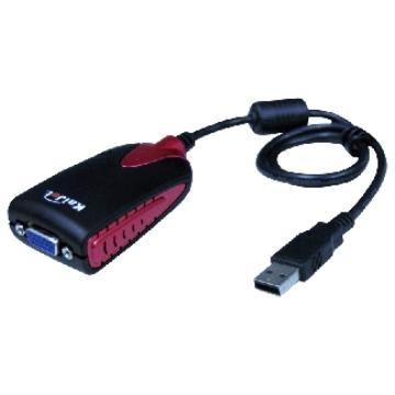 凱捷 KJT1680外接式顯示卡(KJT1680)