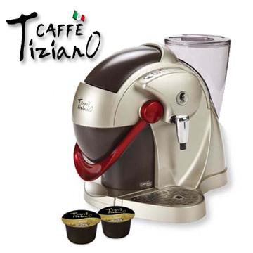 Caffe Tiziano義式膠囊咖啡機(TSK-1136A)