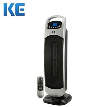 嘉仪摇控陶瓷电暖器(KEP65)