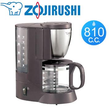 象印6人份咖啡机 EC-AJF60