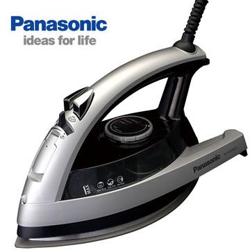Panasonic 蒸汽熨斗-創新360°多方位