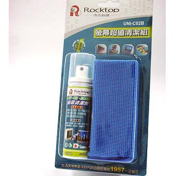 洛克UNI-C02A 螢幕超值清潔組