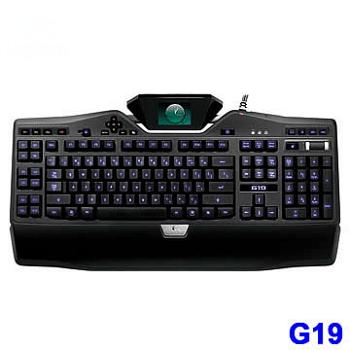 羅技G19遊戲鍵盤(920-001759)