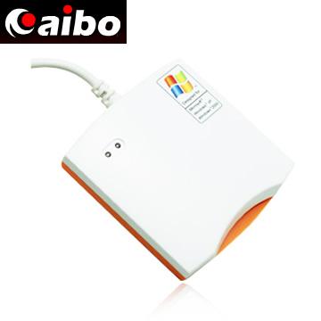 AIBO 晶片讀卡機(鏡面白)(ICCARD-AB680U/W)