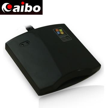 AIBO 晶片讀卡機(鏡面黑)(ICCARD-AB680U/BK)