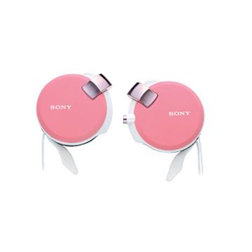 SONY耳掛型立體聲耳機(粉紅)(MDR-Q38LW/PQE)
